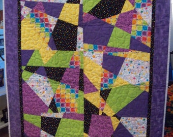 Girly Crazy Quilt