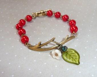 Free Shipping - Garden Bracelet - B1132