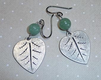 Leaf Earrings - E1245