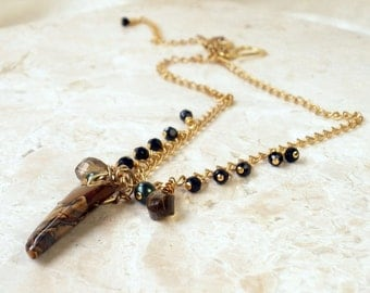 Remembering the Forrest Home Necklace