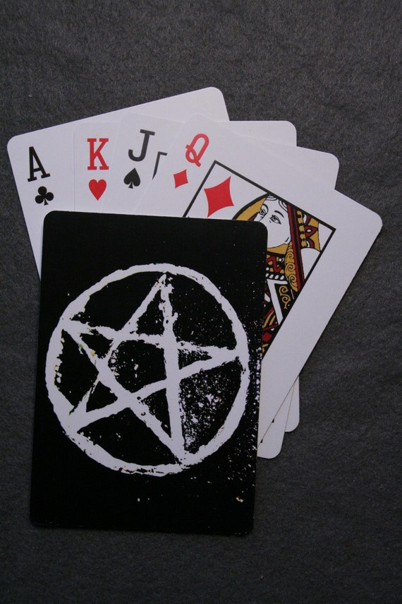 Pentacle Playing Cards