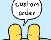 Custom Order for three14