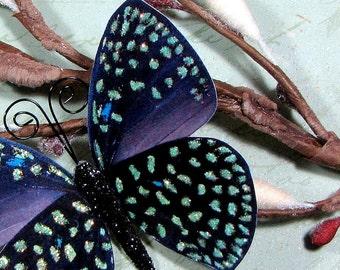 Butterfly Embellishments Mint Delight
