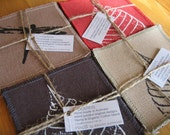 SPECIAL 2 Sets of ECO Coasters