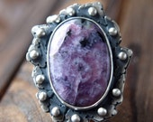 oOo SALE oOo ----A Lilac in Fantasy Ring