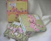 Amy Butler Fabric Coasters
