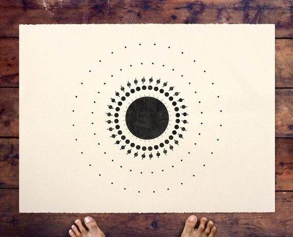 Revolution / Planets Print
