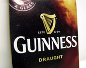 Oh My Guinness Recycled Beer Package Journal