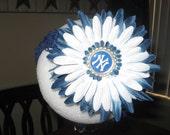 YANKEES FLOWER Headband