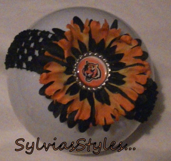 BENGALS FLOWER......see shop for more teams