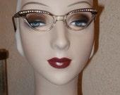 1950's Eye Glasses Cat Eye Frames