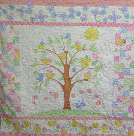 Spring Things II Quilt
