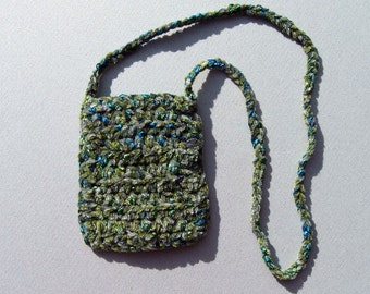 Forest Jewels - ipod, cellphone or mini bag