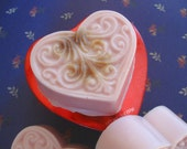 FREE SHIPPING Sweethearts - Brown Sugar and Shea Butter Body Soap