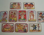 Awesome Allstars 1988, 10 cards
