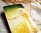 La danseuse etoile - Laminated bookmark