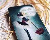 Rue des Roses - Laminated bookmark