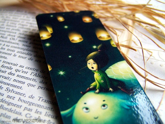 My friend Gedeon - Laminated bookmark