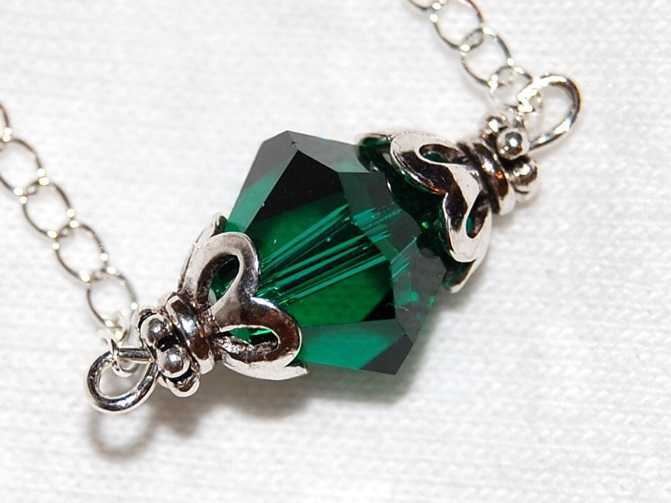 smallville superman inspired lang kryptonite necklace