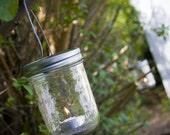 Mason Jar Lantern - set of 4