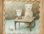 Ursa Minor(signed print)