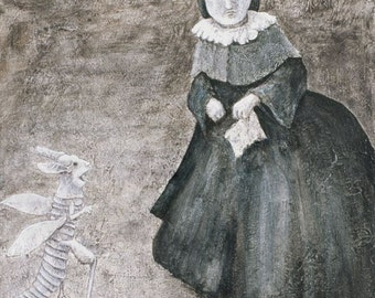 The Widow James (6 x 7.25 print)