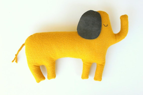 Ellie the Elegant Elephant - Limited Edition - Made to ORder