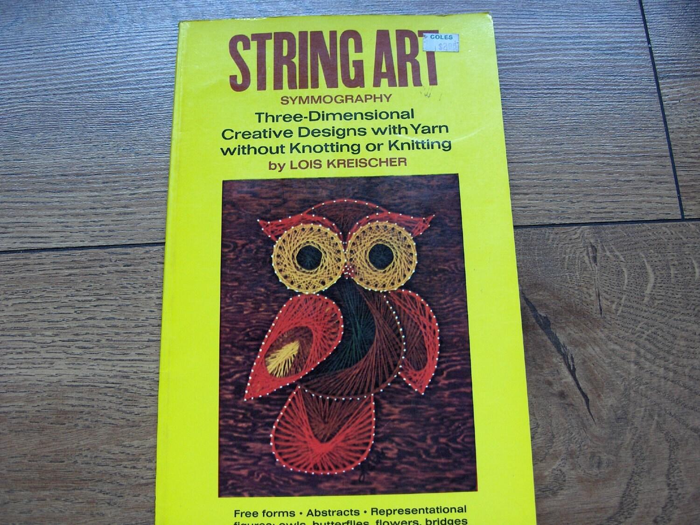 String Art Books Patterns