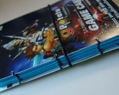 For the Manga Obsessed Yearlings a Coptic stitched Manga Journal Sketchbook