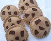 Felt Chocolate Chunk Cookies