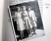 1941 Stewardess Applicants - Vintage Photo