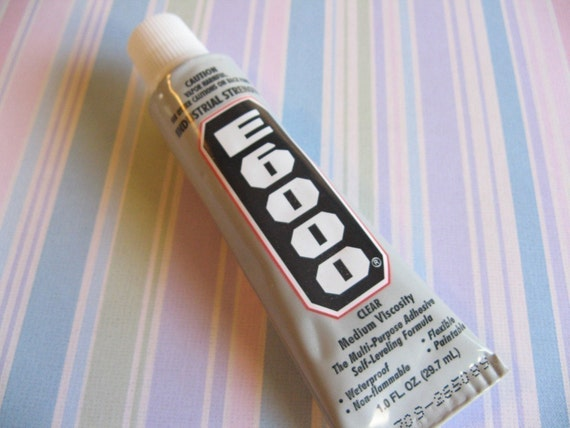 E6000 Adhesive 1oz