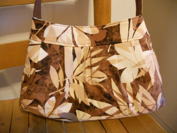 The SADIE Purse / Pleated - Square Bottom Style