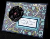 Gratitude and Flowers Vive LaFrance Design