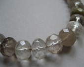 SALE Rutilated Quartz Necklace