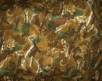 camo curtain drapes 2 wide long panels custom made