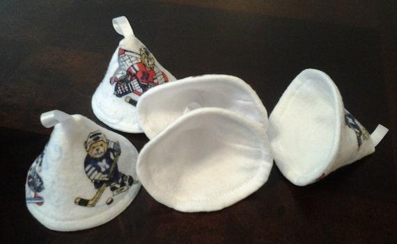Baby Pee Pee Covers--Hockey