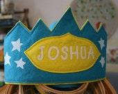 Stars Birthday Crown