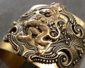 Scottish Lion Rampant Cuff