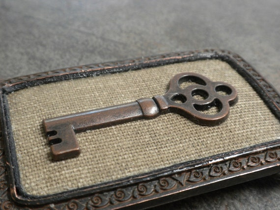 Belt Buckle Steampunk Accessory
