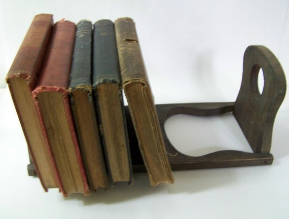 Rustic Book Rest