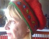 PDF Ann's Knit and Felted Hat