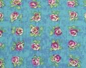 Carla Miller Rows of Roses for Rowan 1 yard