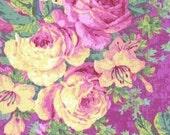 Carla Miller Rose Lily Rose Hibiscus for Rowan 1 yard