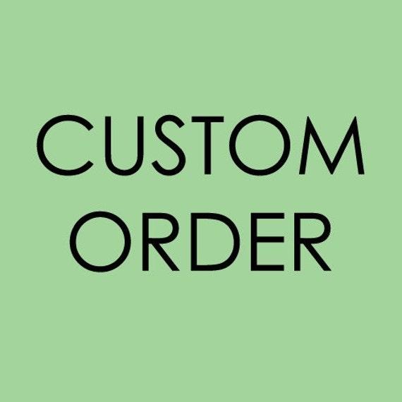 Custom Order - 8 dark gray shawls,1 champagne shawl, 2 black shawls