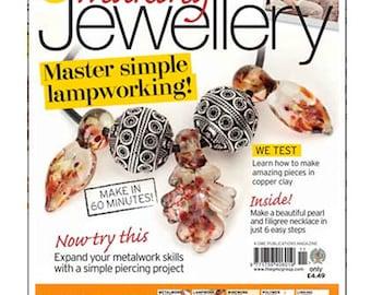Making Jewellery Magazine - issue 020 Nov-10, Magazine, Tutorial, Book