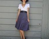 RESERVED for: Boriquak SALE Vintage Pierre Balmain Skirt