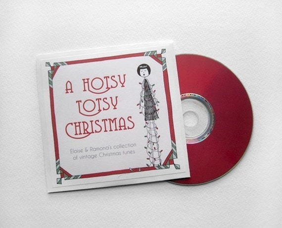 1920s Christmas Favorites //  Eloise and Ramona's collection of vintage Christmas tunes // Digital download