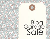 Blog Garage Sale...Ribbon