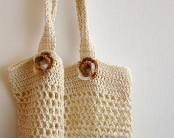 Mercato eco-bag / dire no al sacchetto di plastica